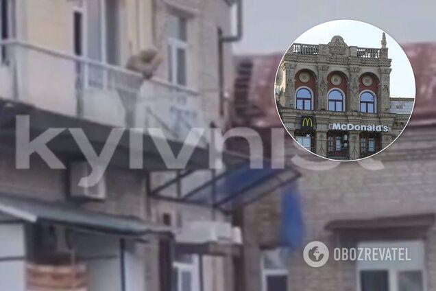 Скандал с пристройкой в центре Киева получил неожиданный поворот