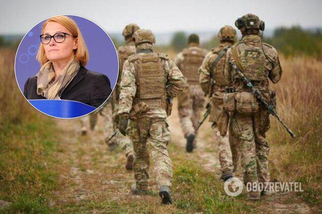 ЕС отреагировал на отвод войск на Донбассе