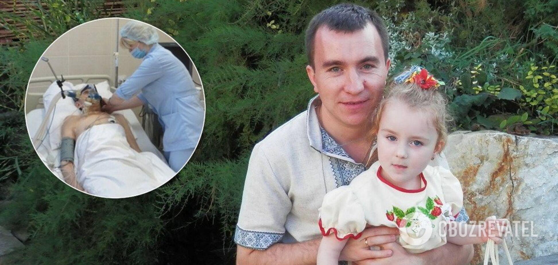 'Це Боже диво!' Голос донечки вивів українця із тривалої коми