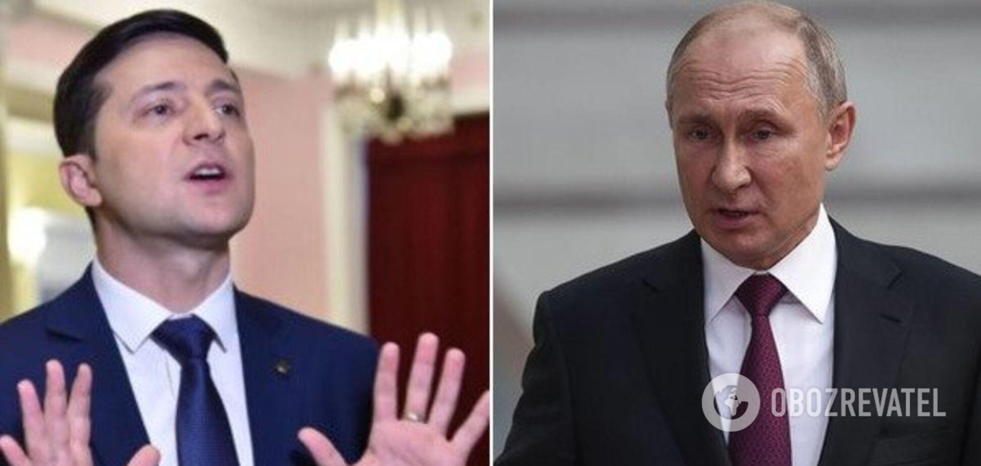 Встреча Зеленского и Путина на новой площадке: в сети разгорелся острый спор