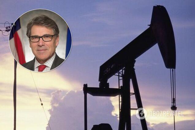 Два політичних прихильника міністра енергетики США Ріка Перрі уклали з Україною контракт із розвідки нафти і газу