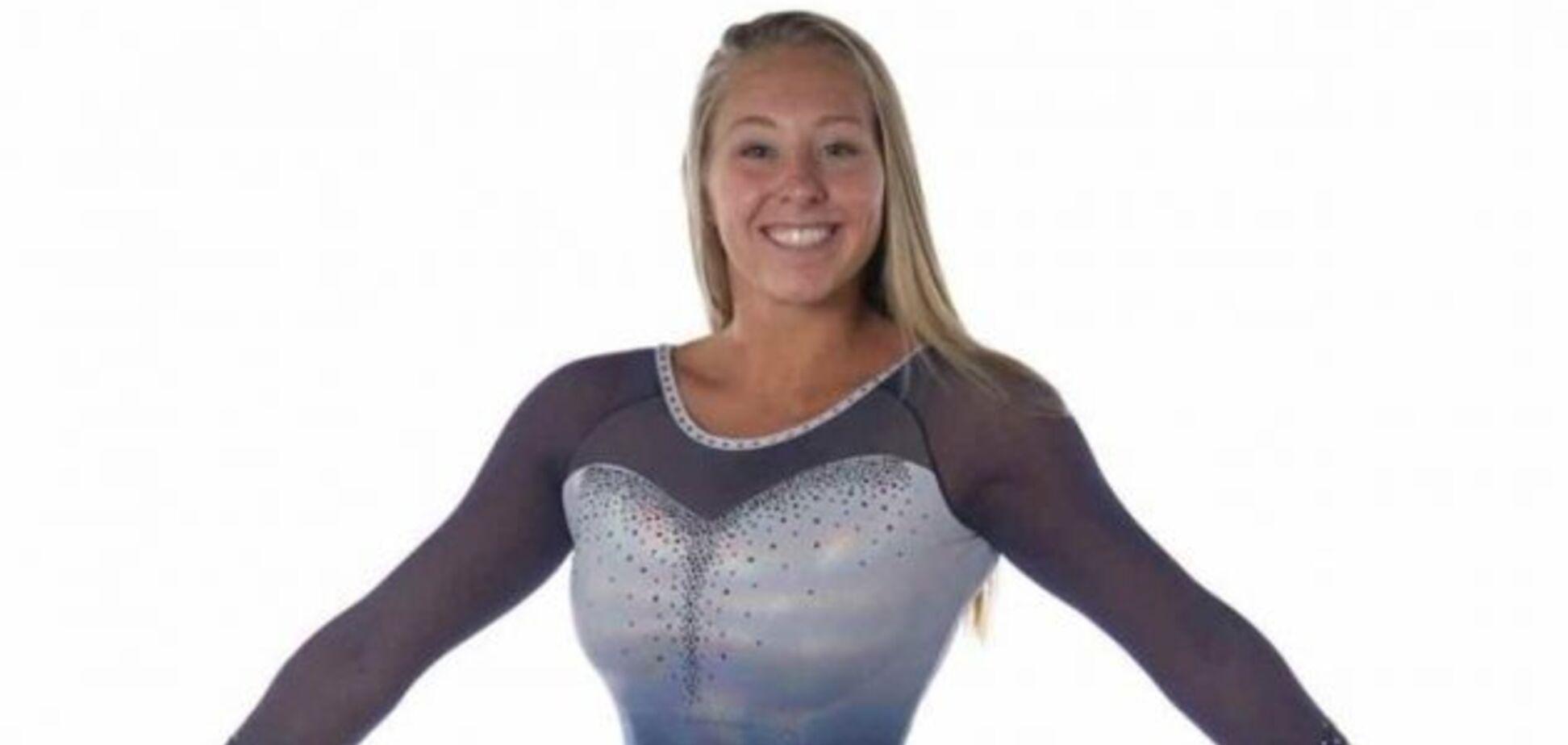 Американская гимнастка умерла, сломав позвоночник