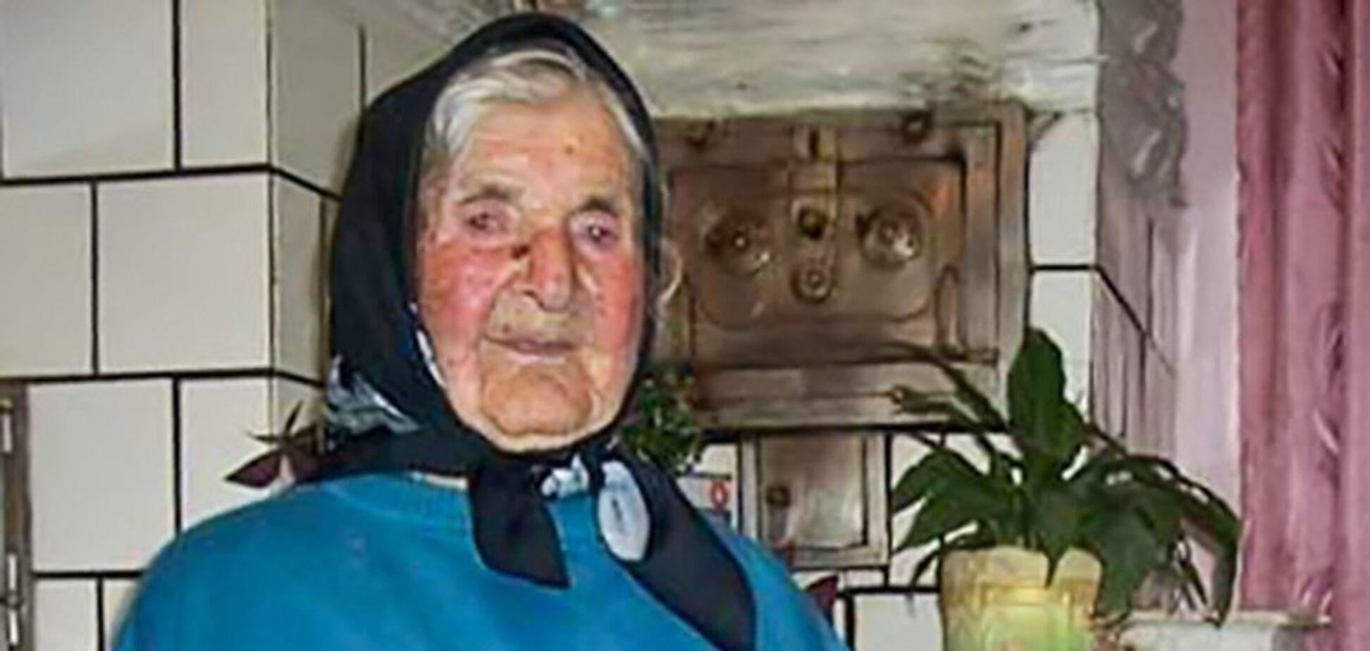 105-летняя женщина раскрыла секрет долголетия