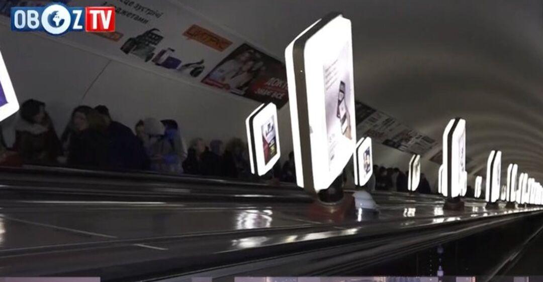 В киевском метро новые правила: попрошайкам и музыкантам нельзя