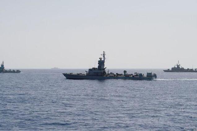Ізраїль прогнав корабель Путіна: деталі