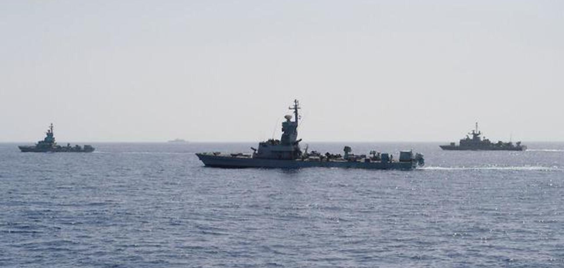 Ізраїль прогнав корабель Путіна: деталі небезпечного інциденту