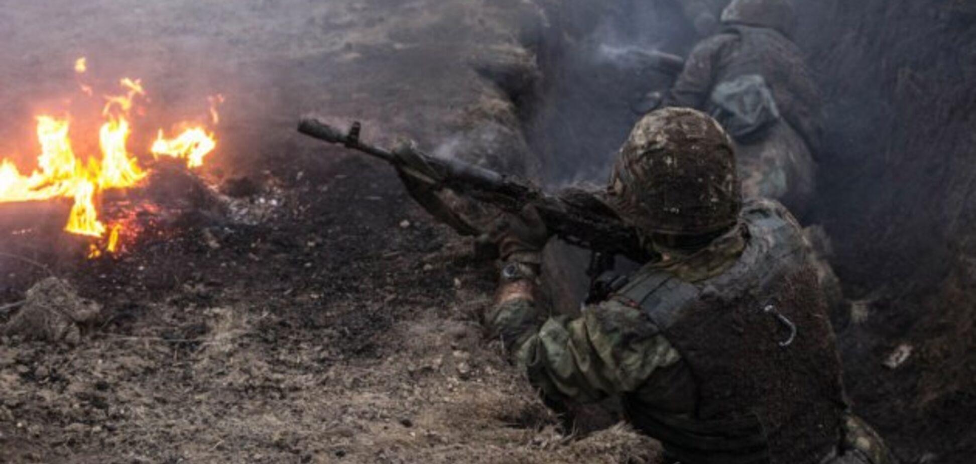 Российские войска понесли серьезные потери на Донбассе