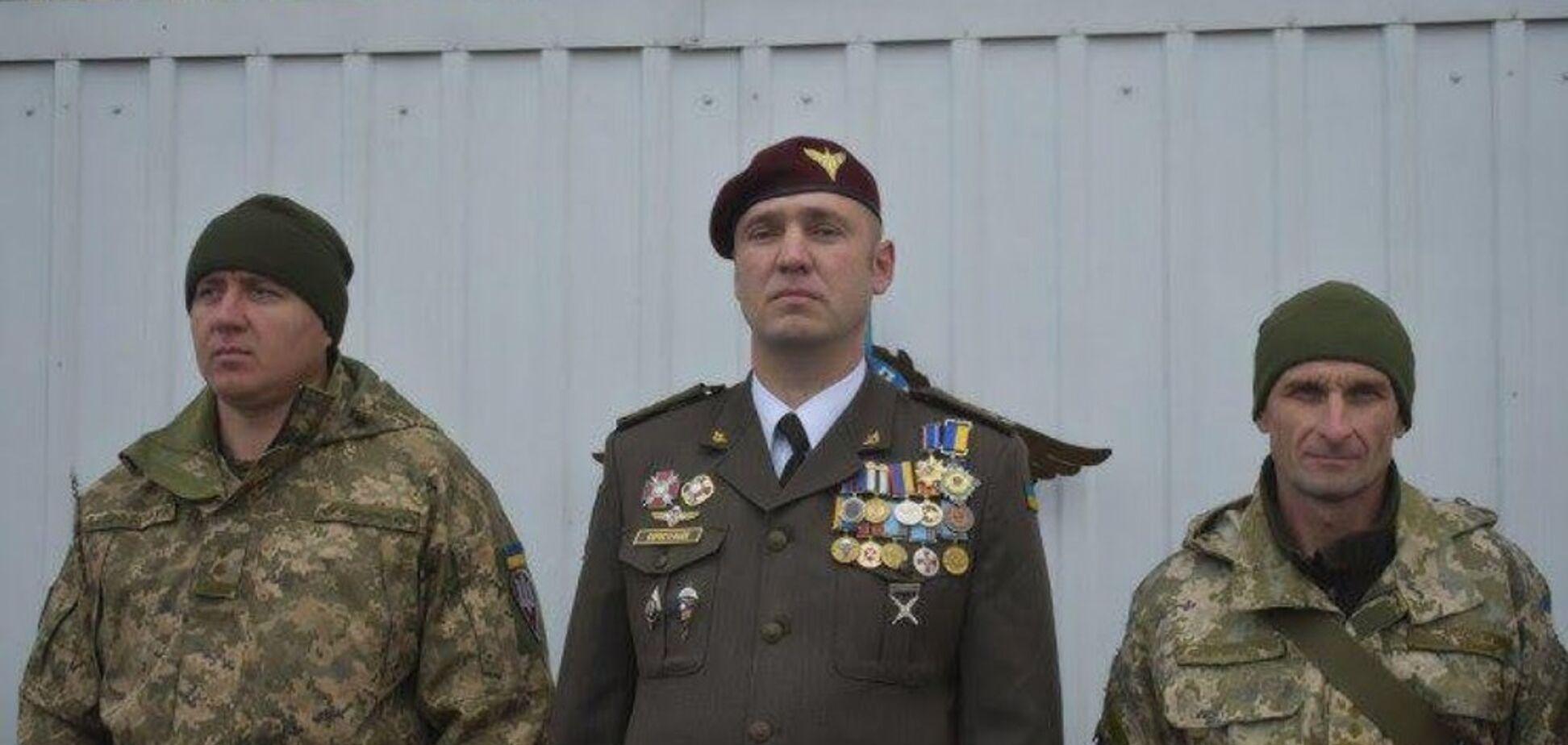 Комбриг Коростелев подорвался на Донбассе: что с ним