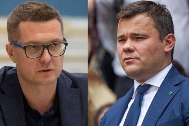 """Баканов прокоментував """"бійку"""" з Богданом"""