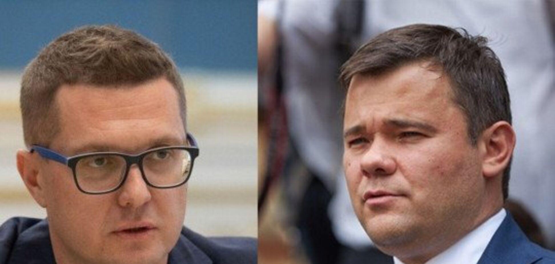 Баканов прокомментировал 'драку' с Богданом