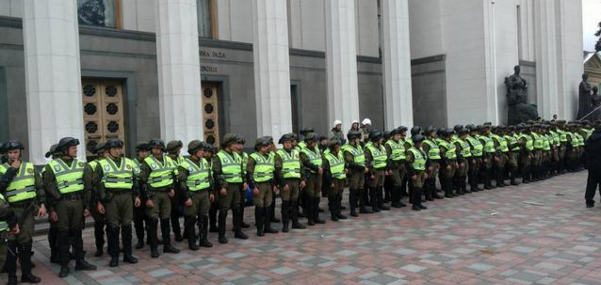 Раду окружила полиция с собаками: что произошло