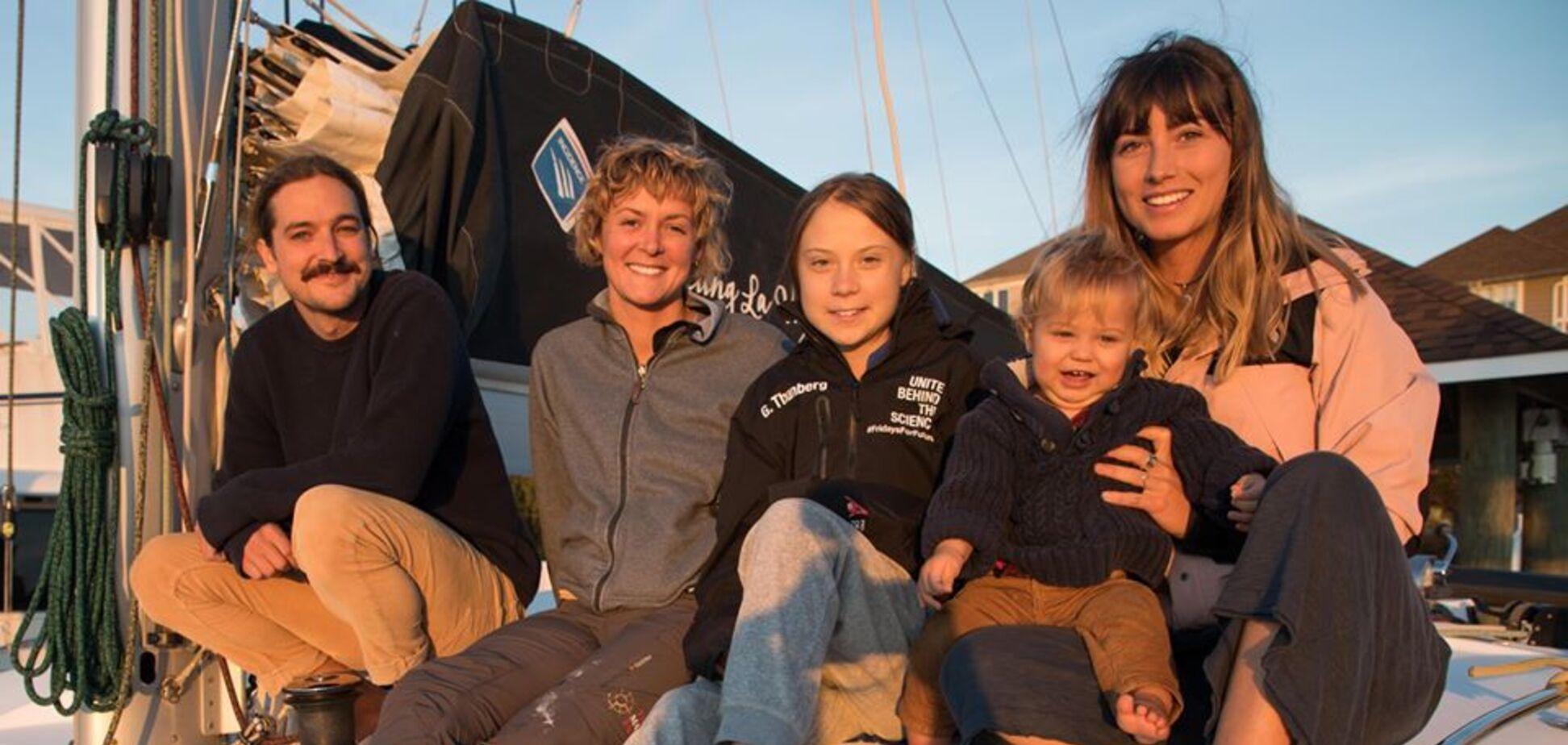 З США до Європи без шкоди для екології: Ґрета Тунберґ поділилася планами подорожі