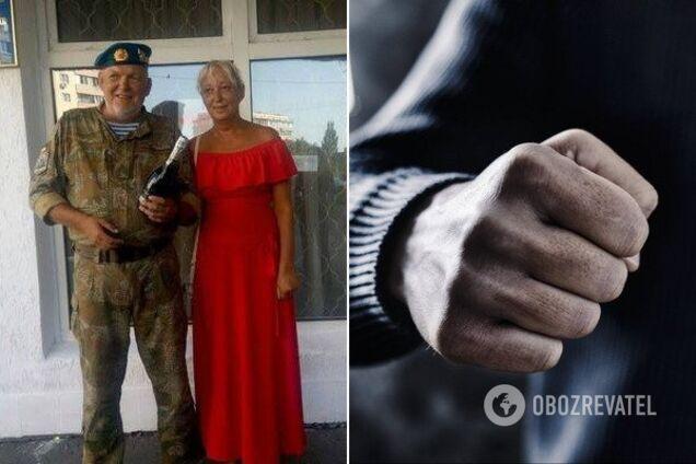 Побиття ветерана АТО та його дружини у Києві