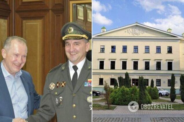 Сергей Рыженко и Игорь Гордийчук