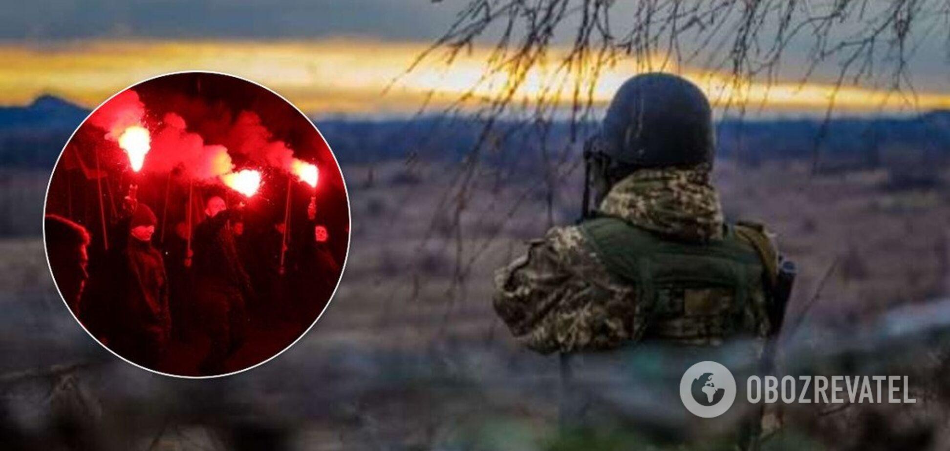 Украина = неонацисты? Кто и зачем портит имидж страны