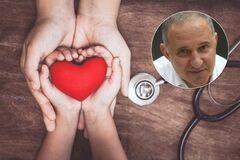Серця українців: кардіохірург розповів, звідки беруться вади та що може довести до інфаркту