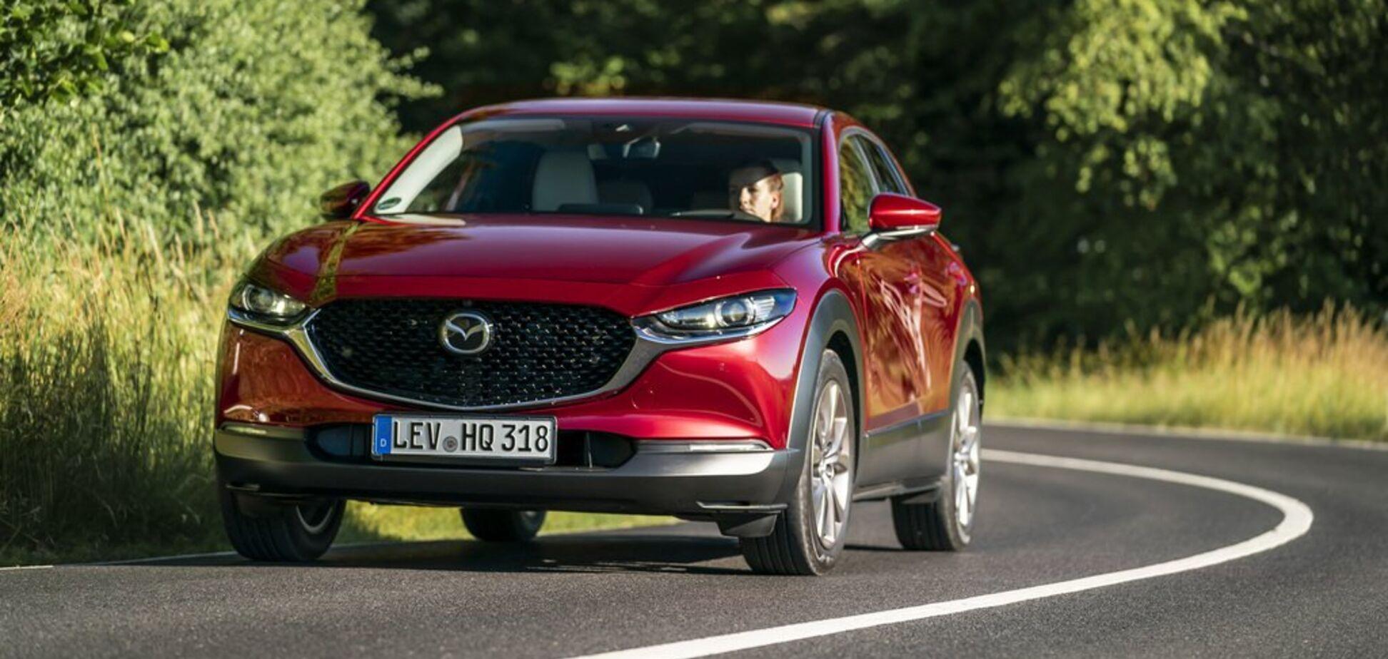 Кроссовер Mazda оказался самым безопасным в мире
