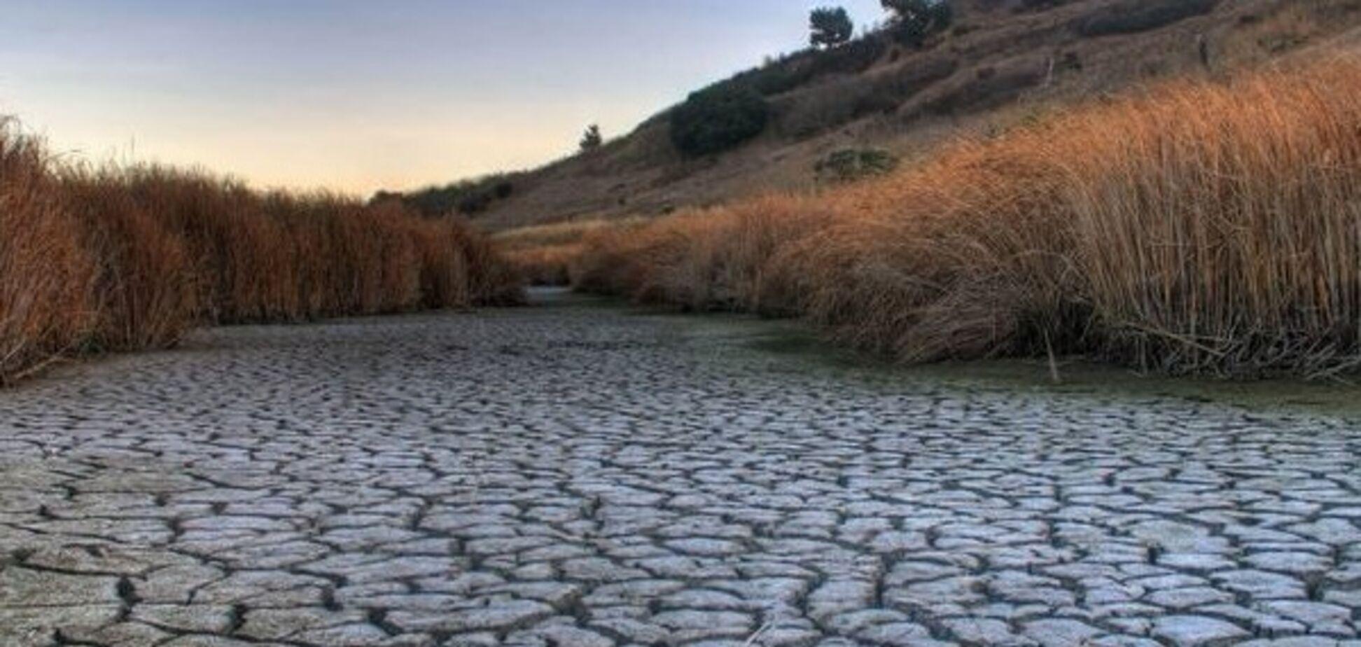 Засуха в Крыму: у Зеленского рассказали о подаче воды на полуостров