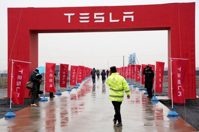Відкриття Gigafactory в Шанхаї