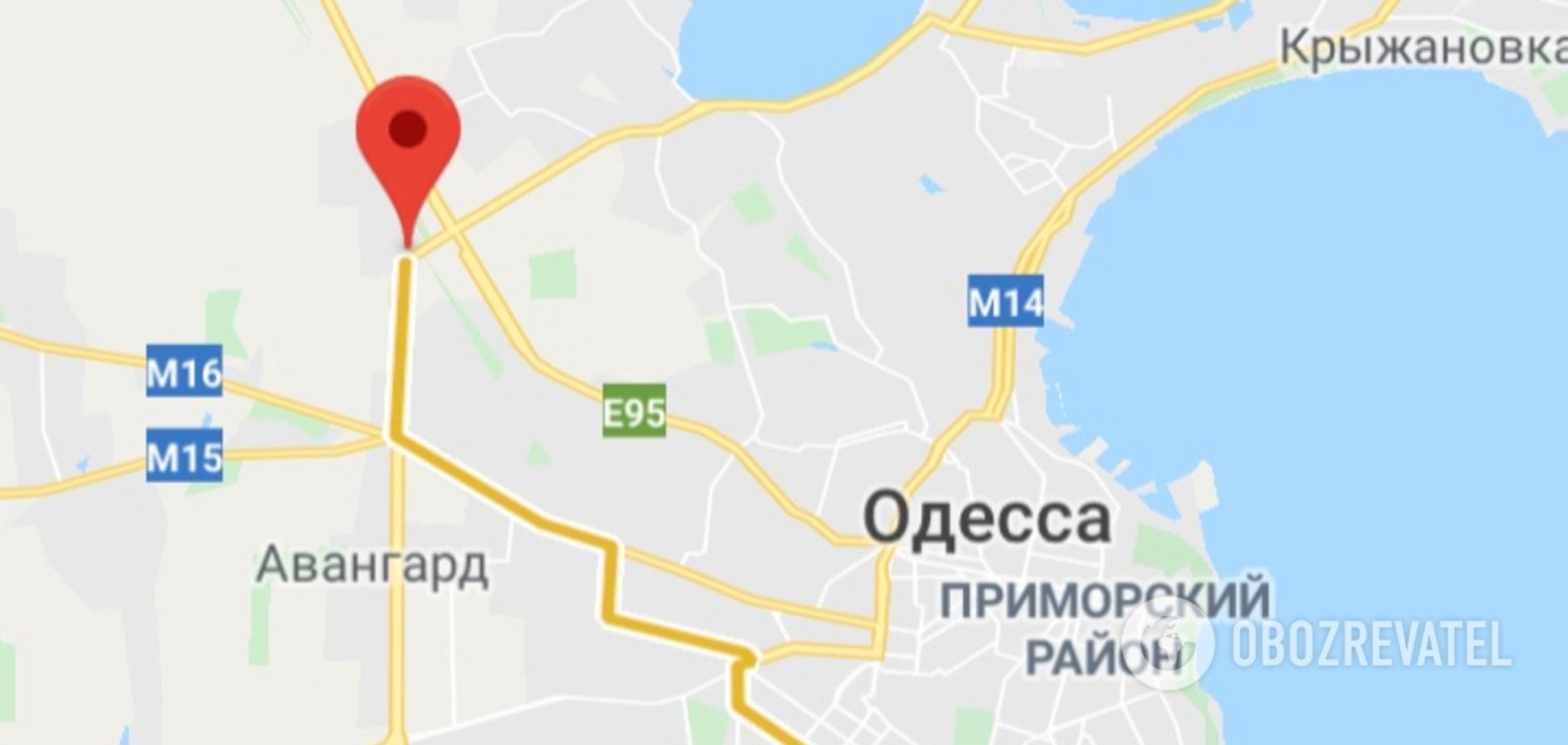 На трасі Одеса–Київ знайшли труп