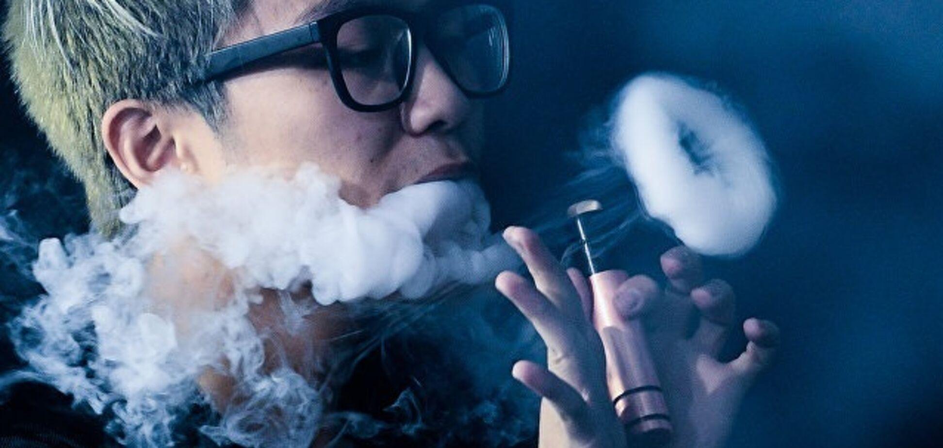 Вчені довели смертельний вплив електронних сигарет