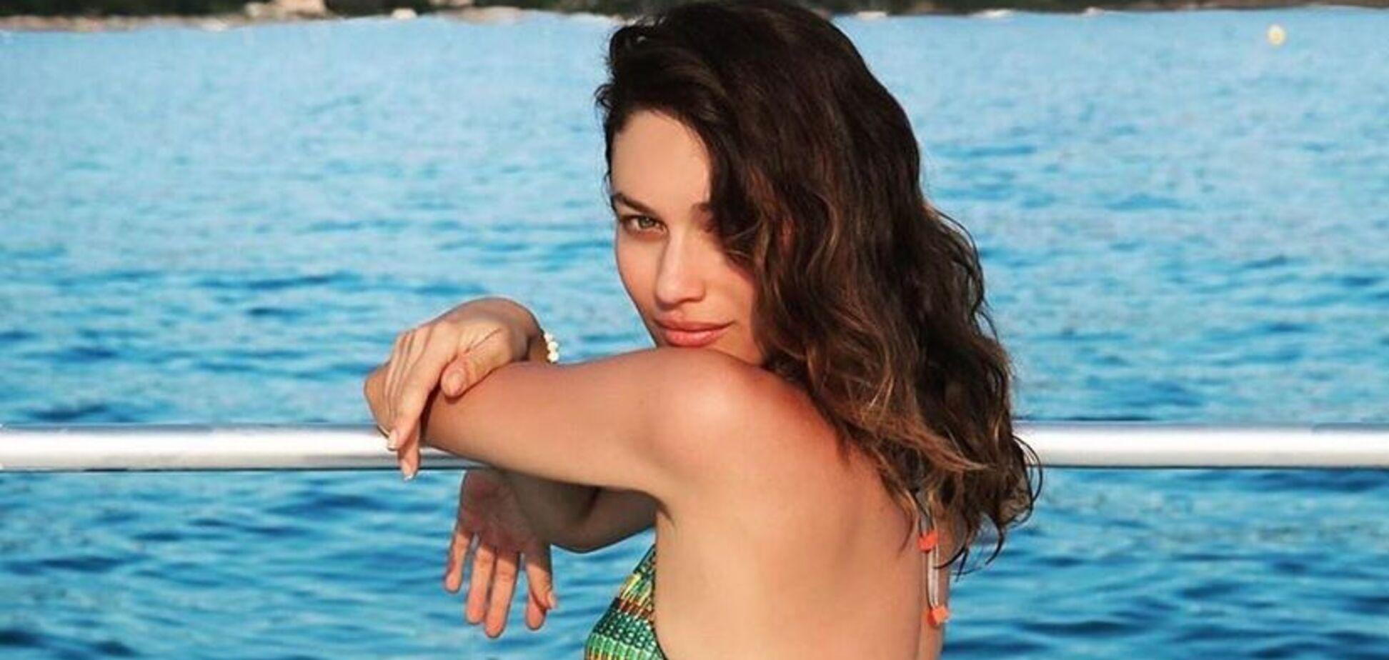 Ользі Куриленко – 40: найспекотніші фото української подружки Бонда