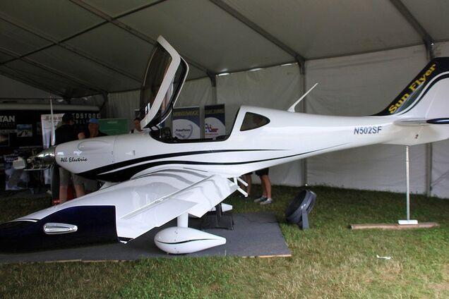 Електричний літак Sun Flyer 2 від компанії Aerospace
