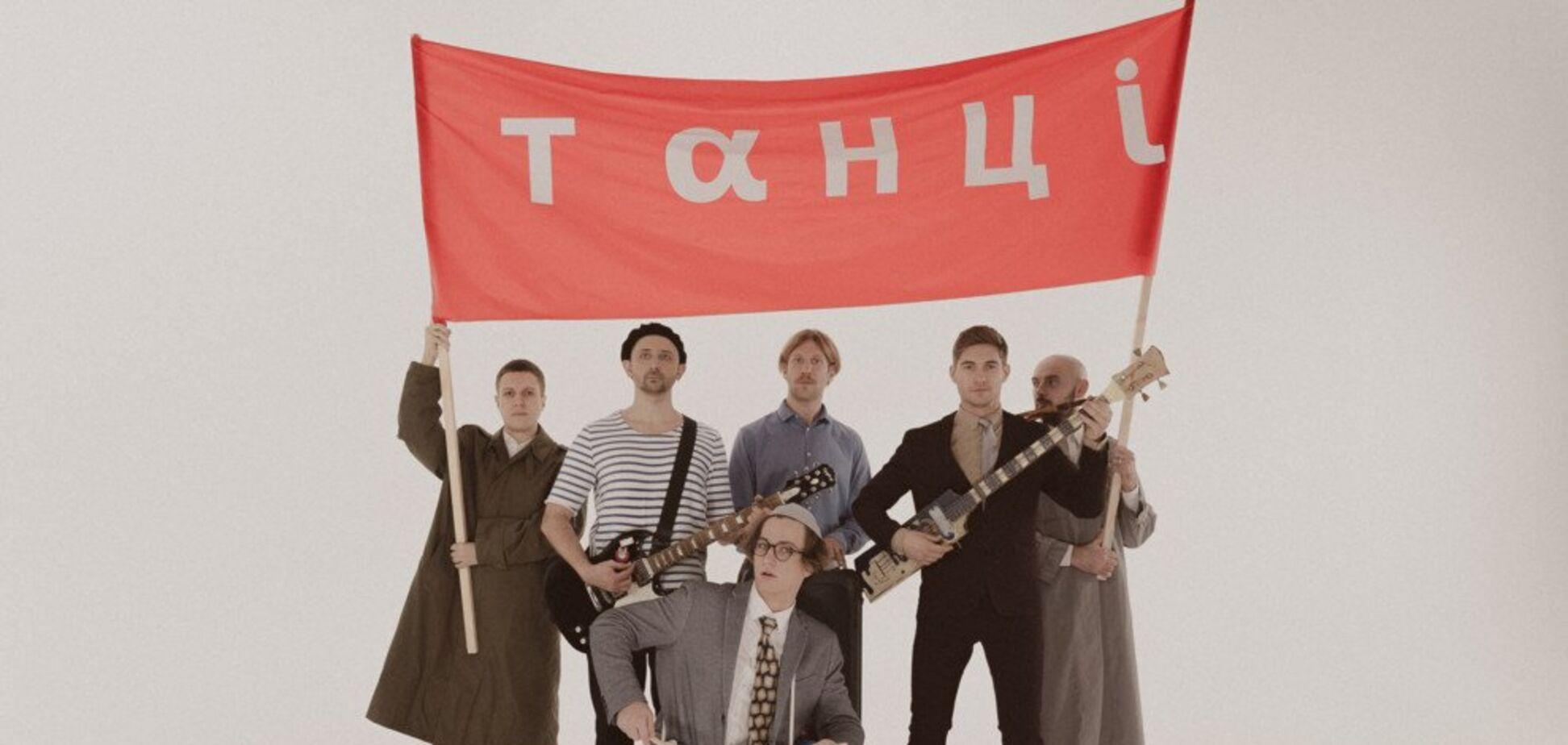 Дорн зняв римейк на перший в історії України кліп: відео