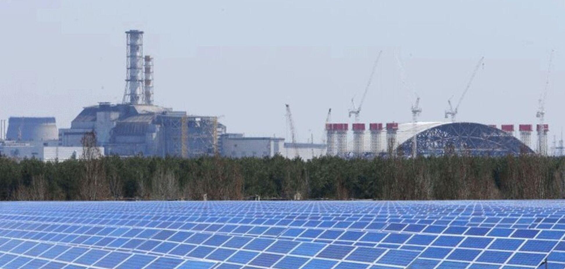 Солнечная электростанция в Чернобыле станет мощнее в сотни раз