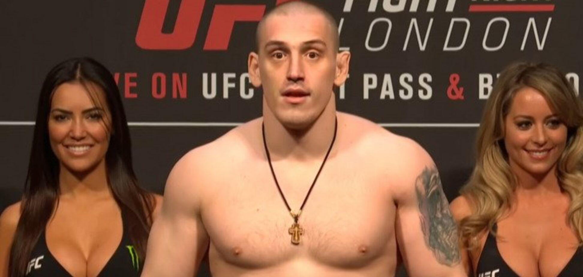 Викрадення з вимаганням: у Росії заарештували бійця UFC