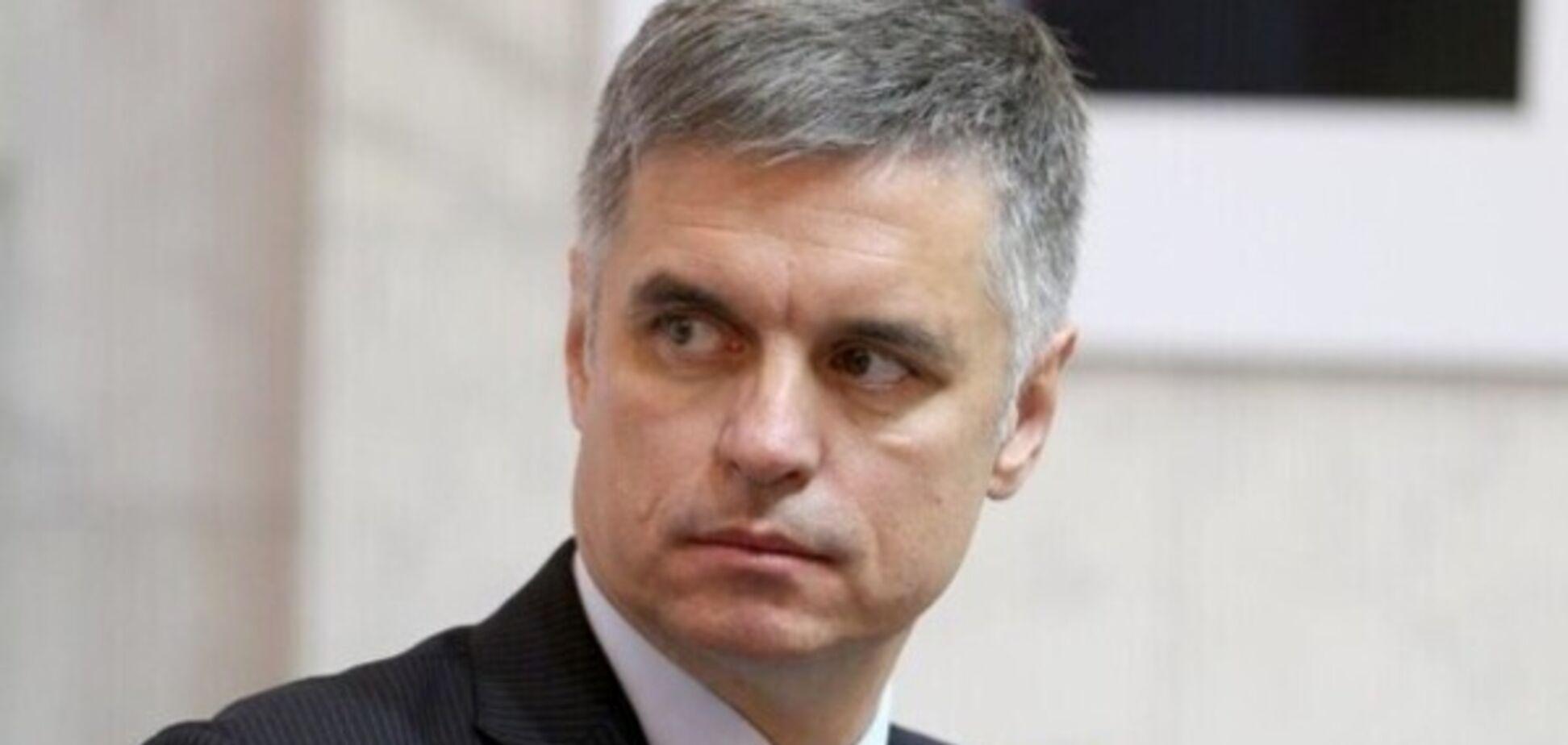 'Україна може вийти з Мінських угод!' Пристайко попередив про загрозу