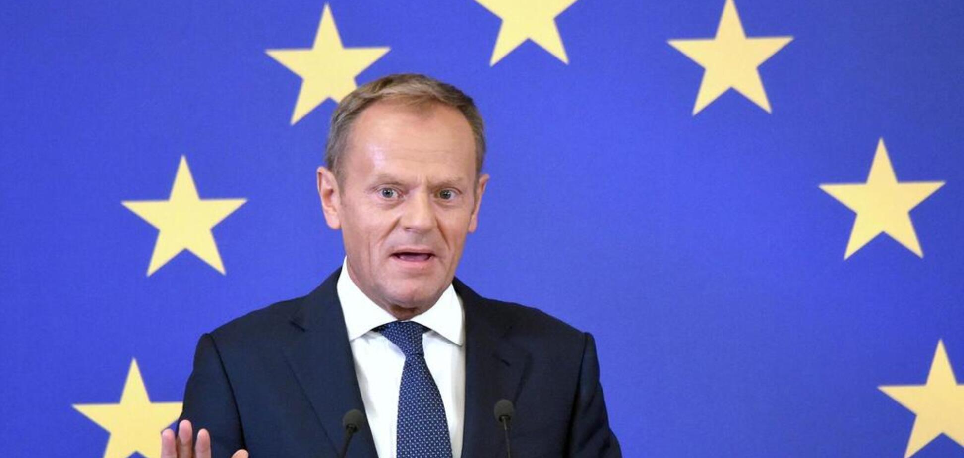 'Мене прозвали маніяком': Туск оголосив Росію стратегічною проблемою ЄС
