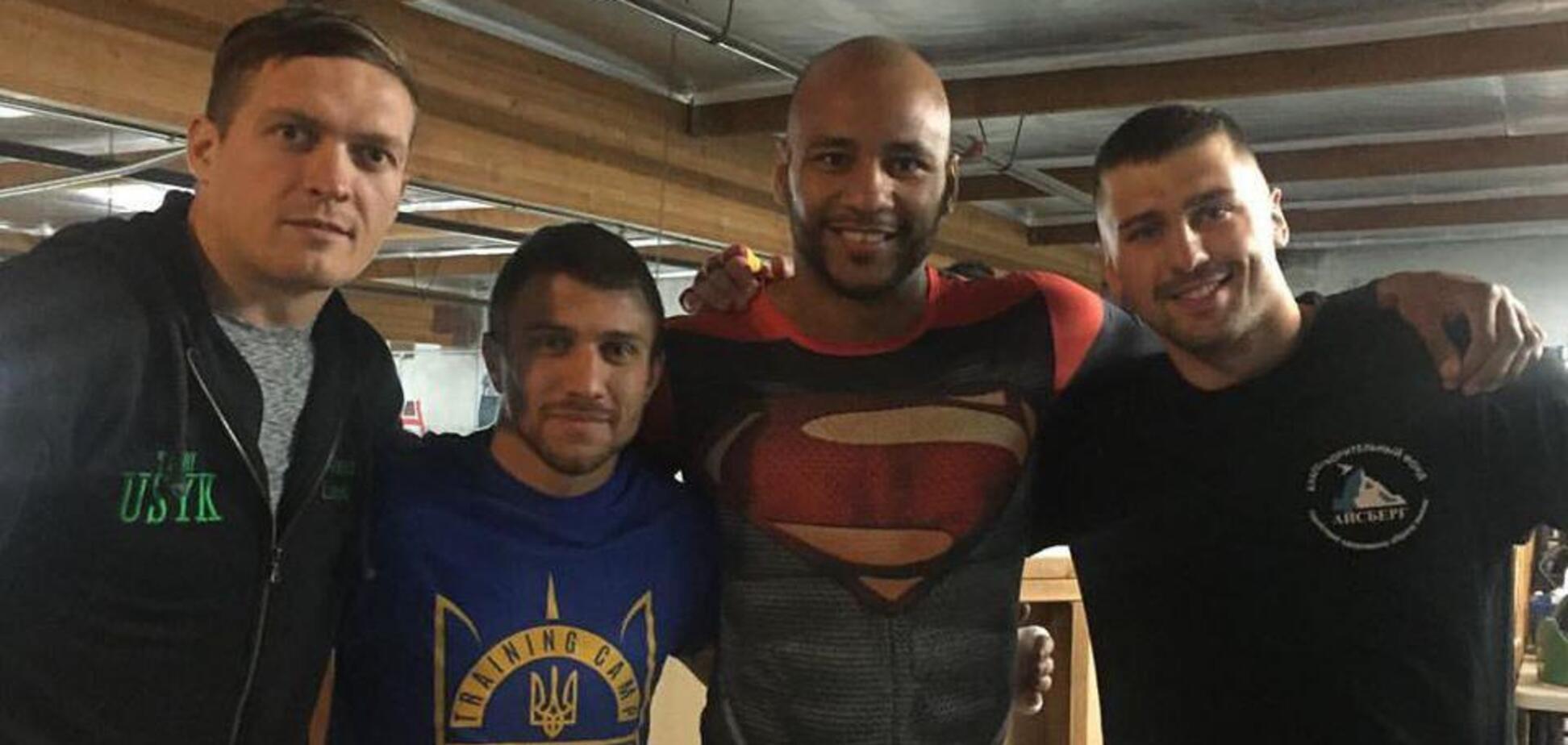 'Пара ударов выше челюсти': известный украинский боксер ответил за 'негра'