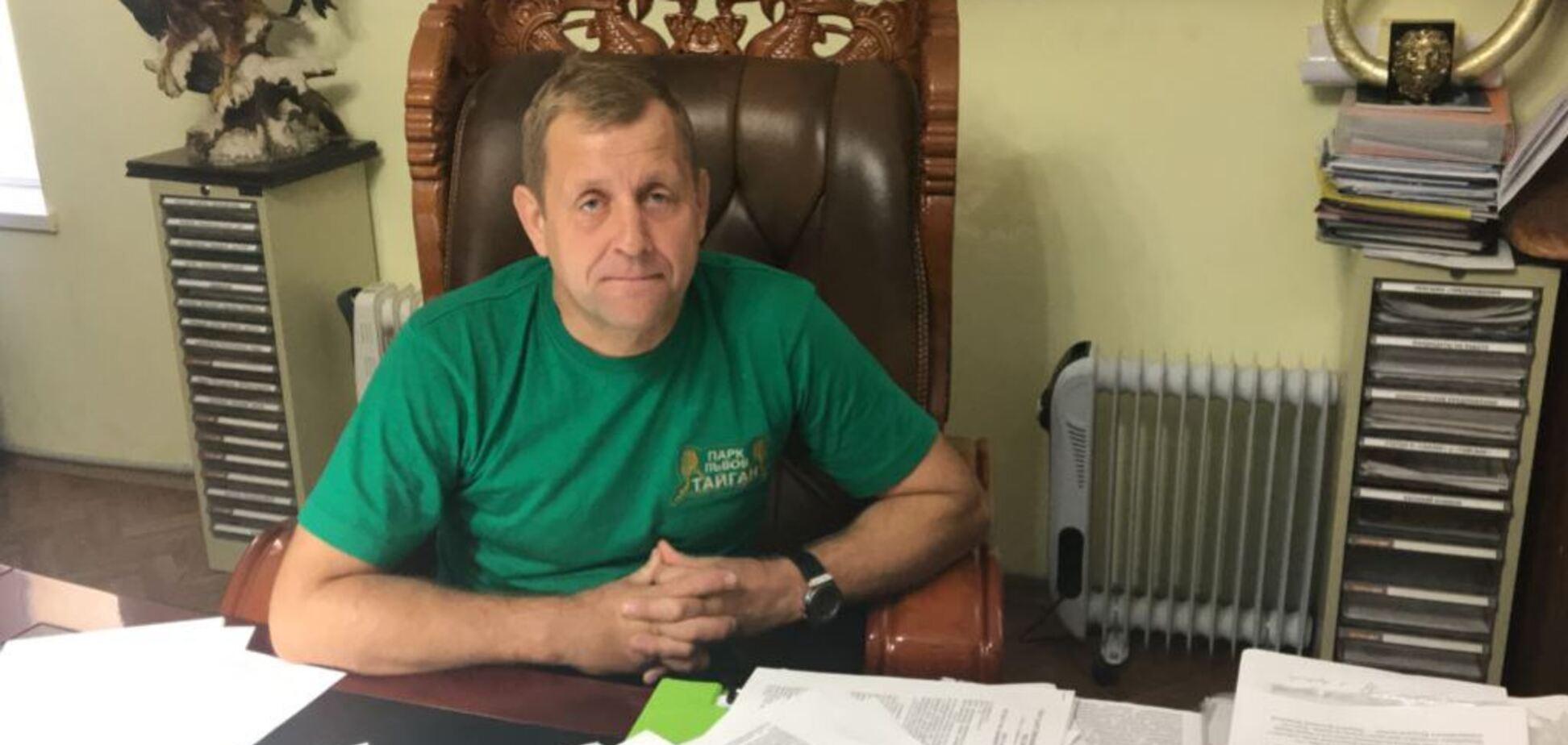 Ярый фанат 'русского мира' пообещал расстрелять десятки медведей, тигров и львов в зоопарках Крыма
