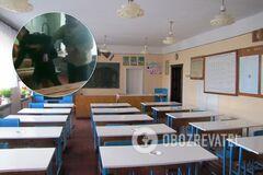 У Запоріжжі вчитель жорстоко побив школяра: момент потрапив на відео