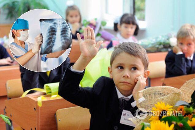 У Львові у вчительки знайшли відкриту форму туберкульозу