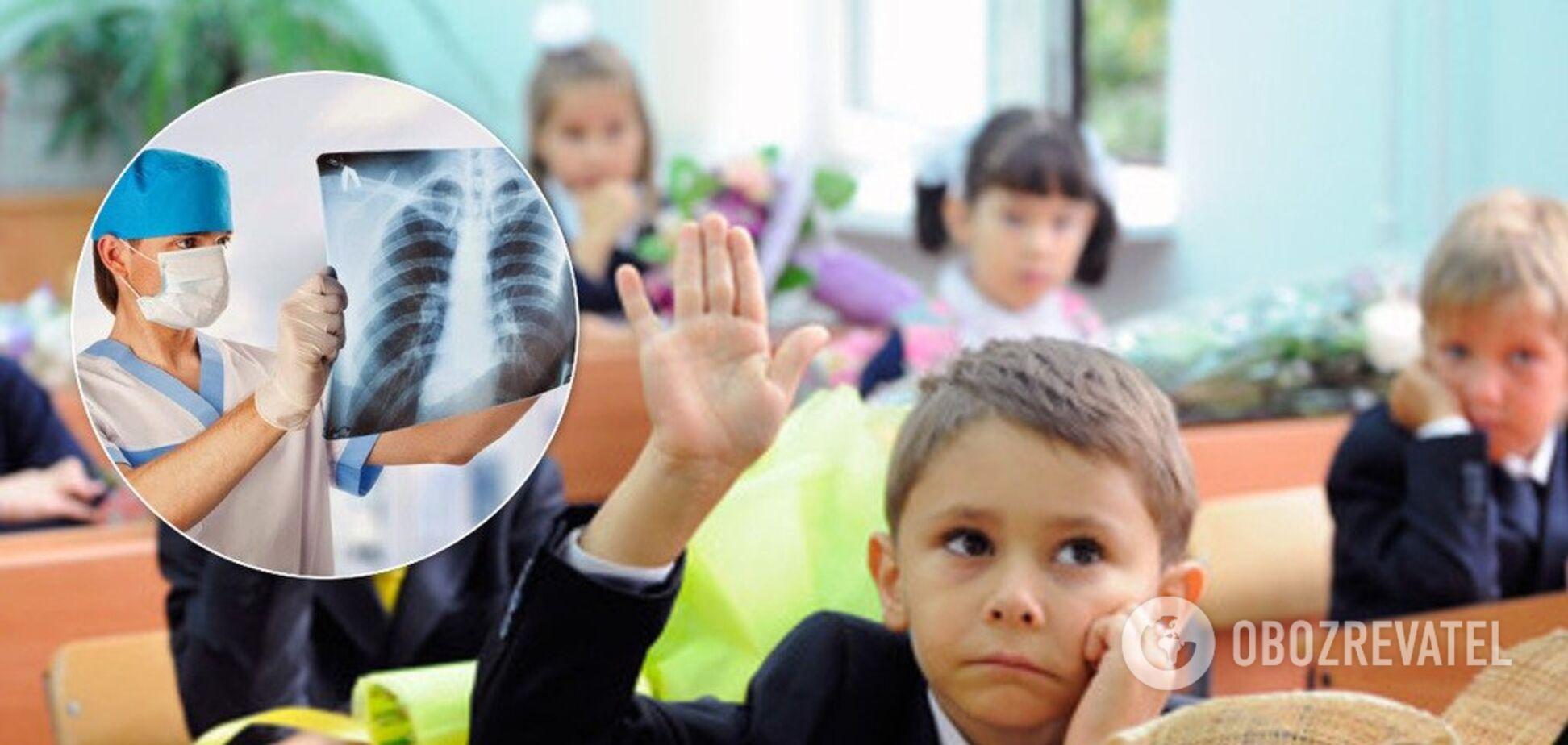 У Львові біля вчительки знайшли відкриту форму туберкульозу