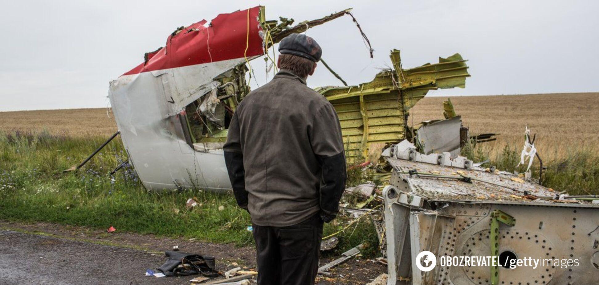 Наказували люди Путіна: названі імена причетних до катастрофи МН17 на Донбасі