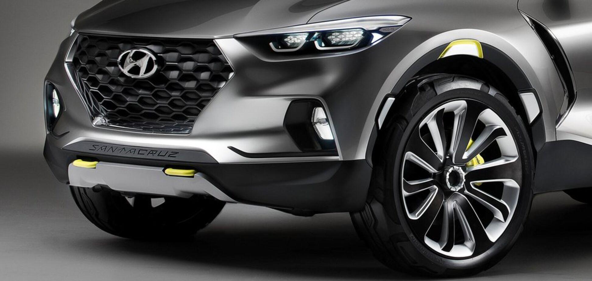 Hyundai готовится к битве за рынок пикапов