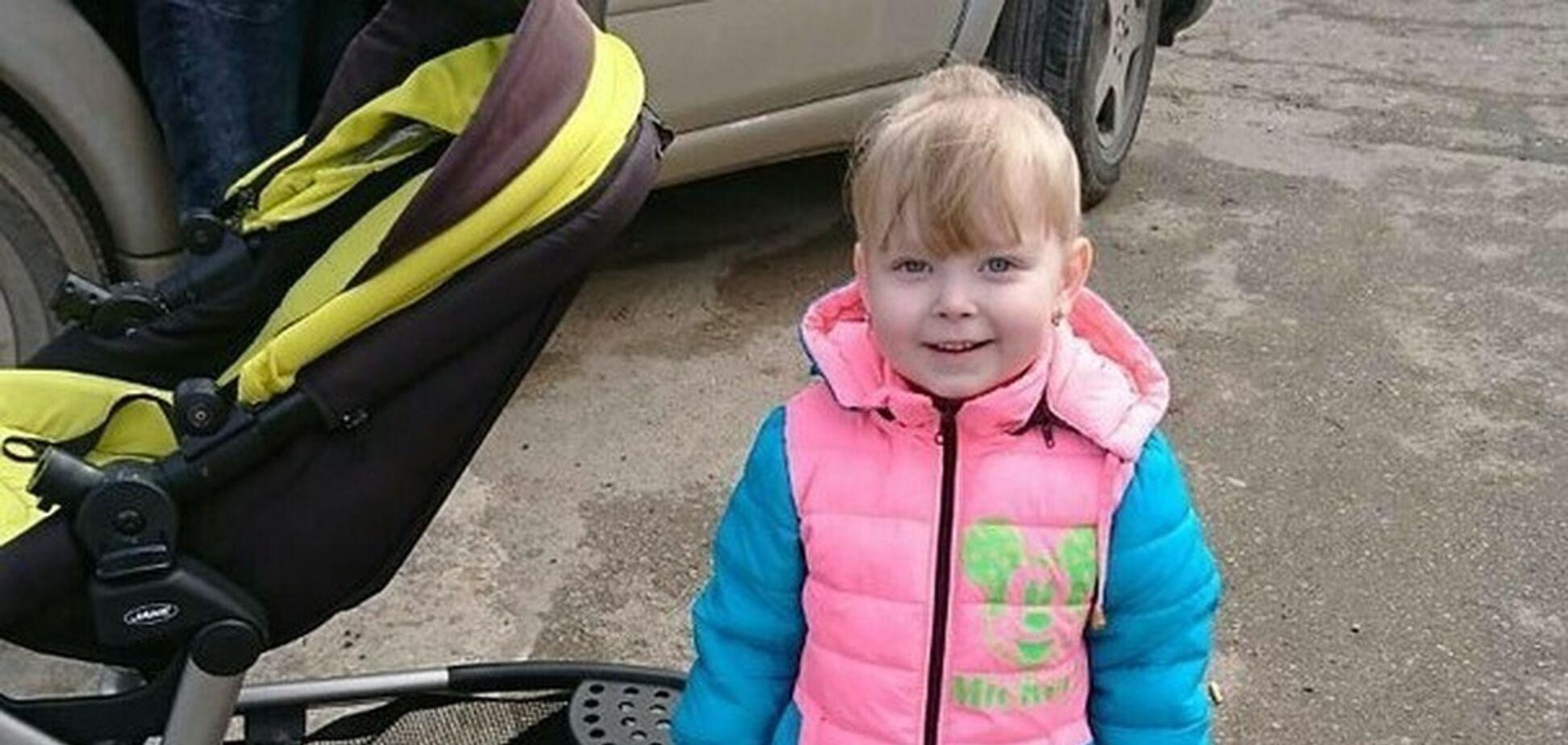 У Криму загадково зникла 5-річна дівчинка