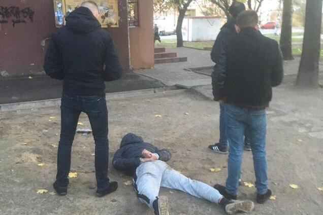 Полицейские задержали убийцу из Одессы