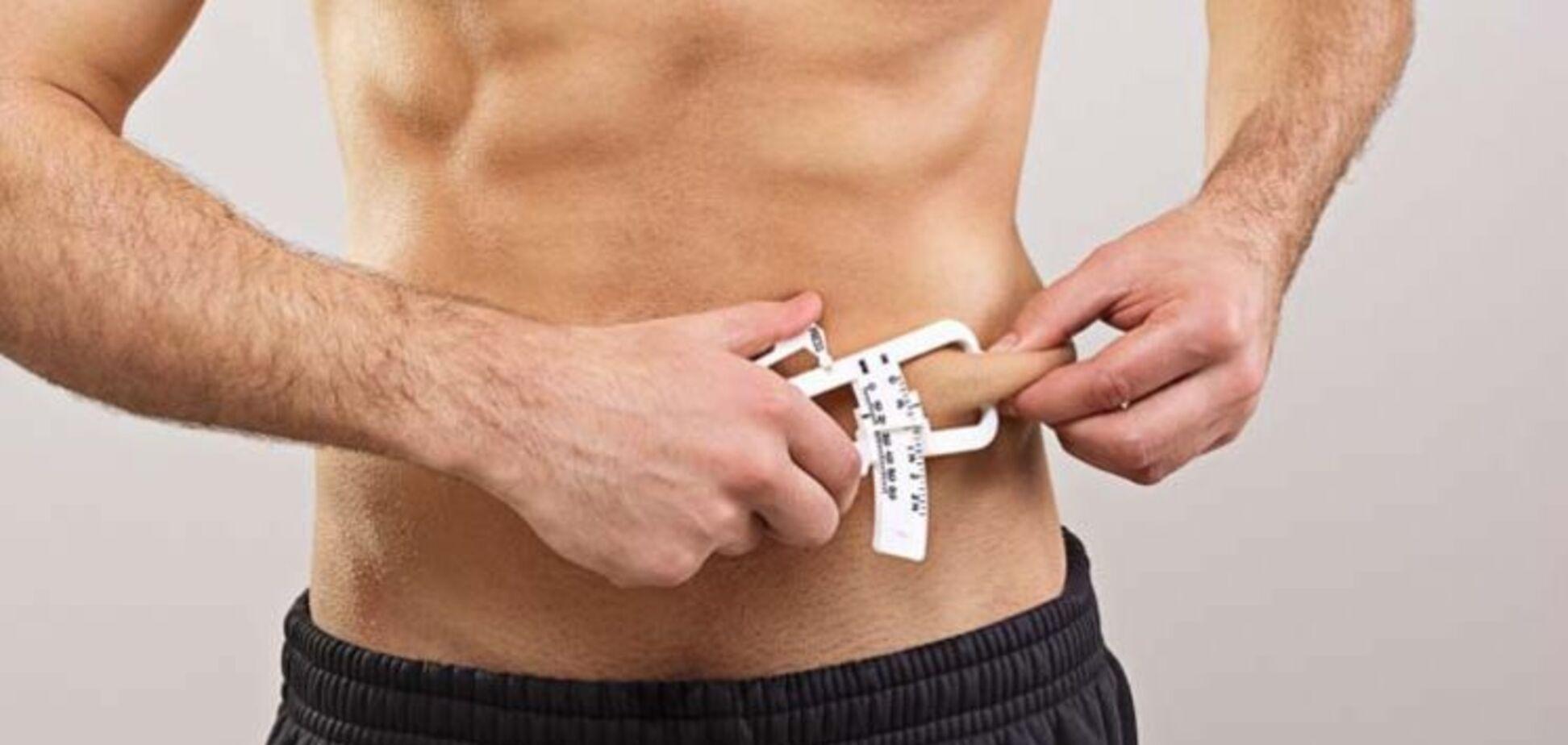 Скільки має бути жиру в тілі: названа норма