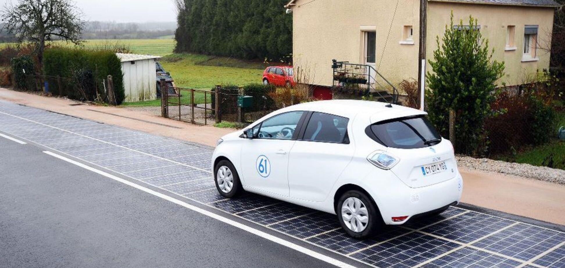 Не боится жары и нагрузок: в США решили добывать электричество с помощью дорог