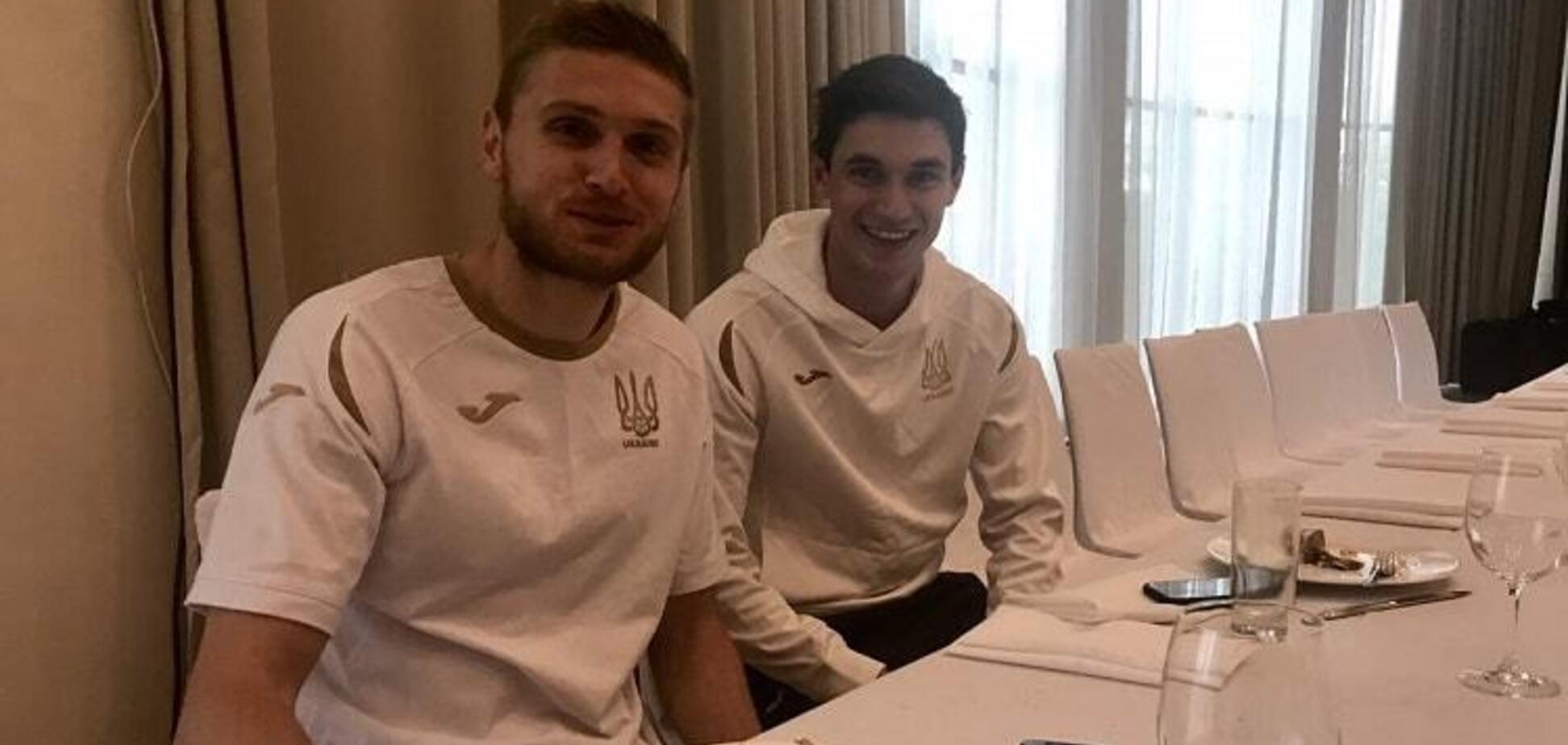 'Там же сидит мать...' Футболист сборной Украины пожалел россиян на Донбассе