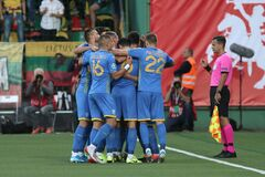 Драматический конец! Украина – Эстония: смотреть онлайн товарищеский матч сборной