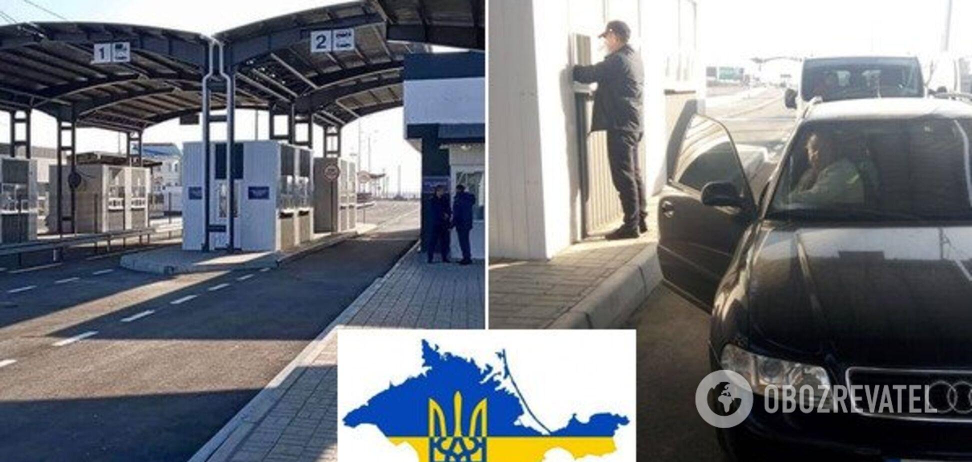 Україна поліпшила умови для людей, які їдуть до Криму: всі подробиці