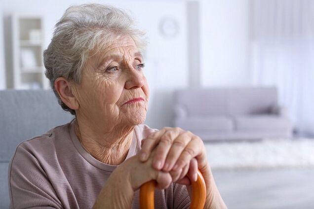 В останній рік життя люди починають все більше впадати в депресію