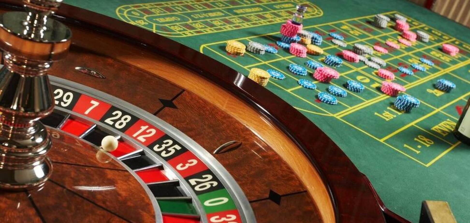 Україна не готова до такої легалізації азартних ігор