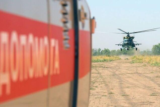 В Днепр эвакуировали защитников с Донбасса