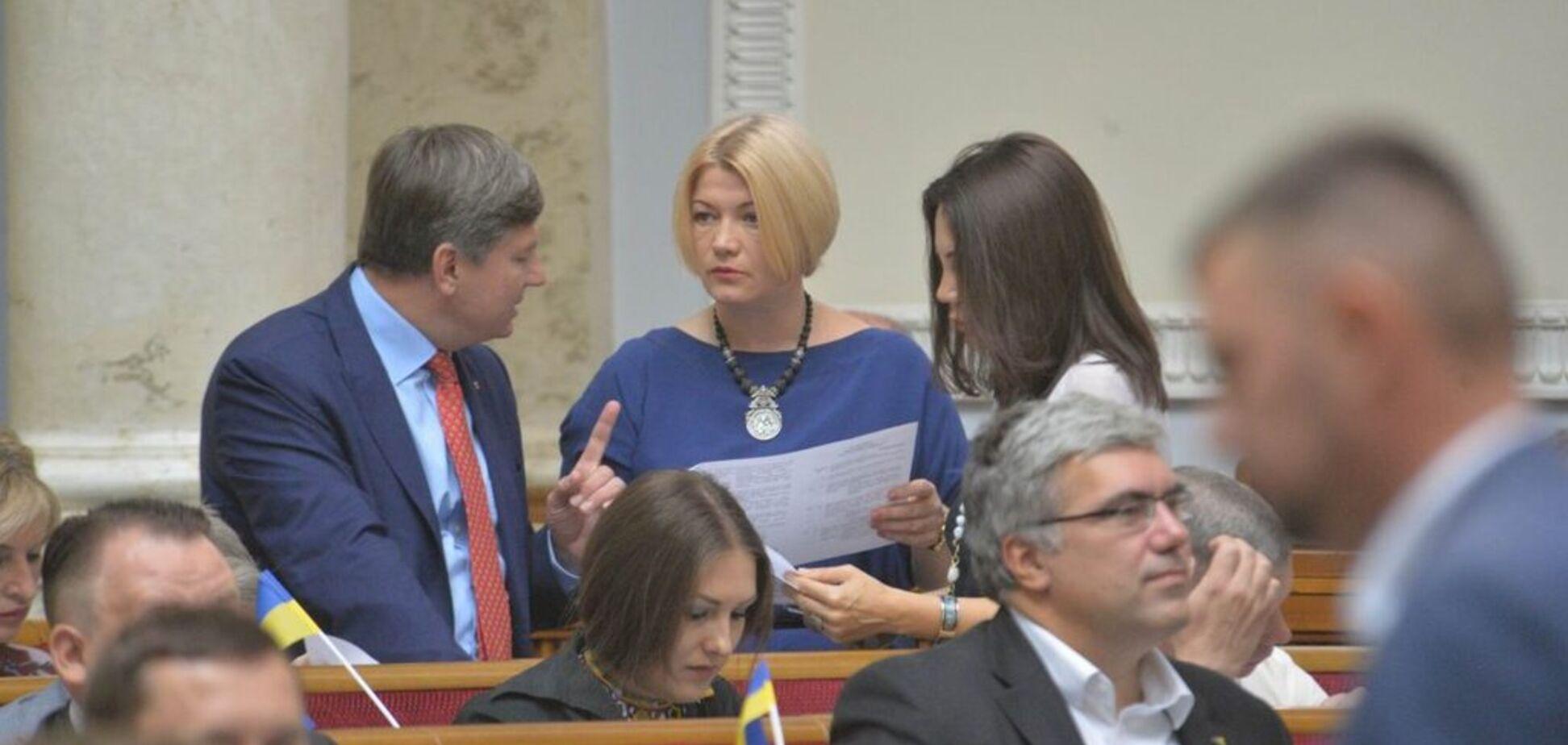 У Порошенко обратились в СБУ и ГБР из-за 'слуг народа'
